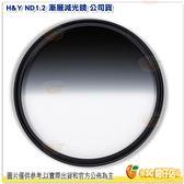 H&Y ND1.2 67mm 漸層減光鏡 二代 公司貨 德國 玻璃 漸變鏡 漸層鏡 多層鍍膜 防水防油