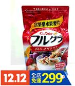 [COSCO代購] C216971 CALBEE FRUIT GRANOLA卡樂比富果樂水果早餐麥片1公斤