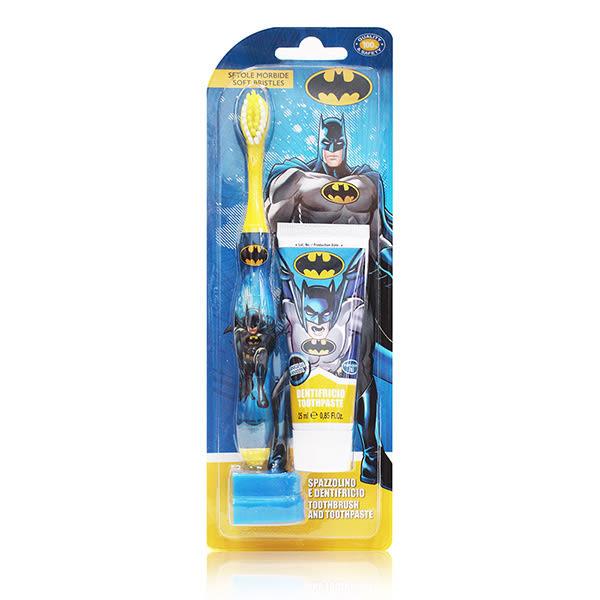 加價購 - 《義大利原裝進口》Batman 口腔保健組( 牙刷*1 + 牙膏25ml*1 )(須購買本商場商品)