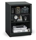 【歐風家電館】收藏家 3層式 電子防潮箱 72公升 AD-72P