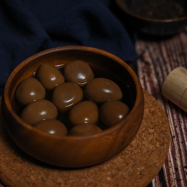 【所長茶葉蛋】好鳥的鳥蛋(18入) 免剝殼 可常溫存放 拆開即食