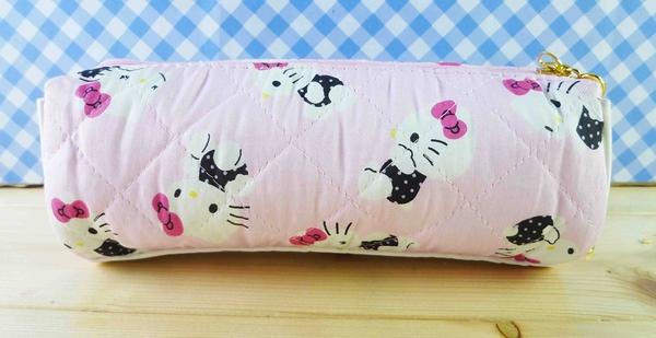 【震撼精品百貨】Hello Kitty 凱蒂貓~化妝包/筆袋-擺POSE