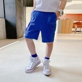 男童短褲童裝男童短褲夏裝兒童褲子工裝褲外穿夏季薄款中大童新款【快速出貨八折下殺】