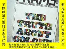 二手書博民逛書店FRAME罕見2009 SEP OCT 2009年9月 10月框架 (英文)(01)Y261116
