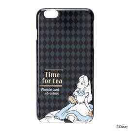 【漢博商城】iJacket 迪士尼 iPhone 6 / 6s Plus 壁紙系列硬式保護殼 - 愛莉絲