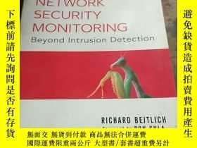 二手書博民逛書店The罕見Tao of Network Security Monitoring 16開Y15408 外文出版