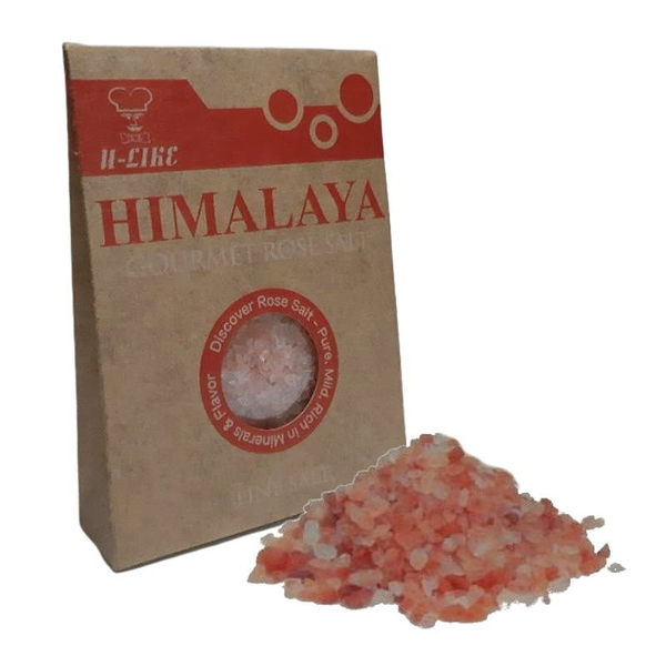 【U-LIKE】喜馬拉雅玫瑰鹽,特價下殺↘