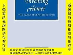 二手書博民逛書店Inventing罕見HomerY256260 Barbara Graziosi Cambridge Univ