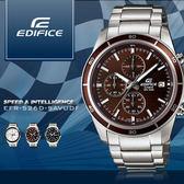 EDIFICE 賽車概念款手錶 41mm/EFR-526D-5A/CASIO/三眼/gk/YL/防水/EFR-526D-5AVUDF 現貨/免運!
