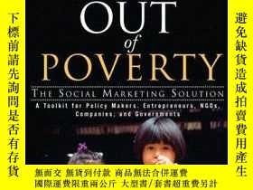 二手書博民逛書店Up罕見And Out Of PovertyY256260 Philip Kotler Wharton Sch