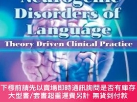 二手書博民逛書店Neurogenic罕見Disorders Of LanguageY255174 Murray, Laura