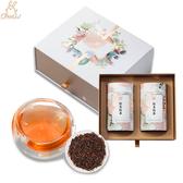 2020茶葉禮盒推薦【紅玉紅茶60克x2】送禮禮盒長輩