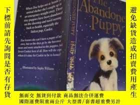 二手書博民逛書店the罕見abandoned puppy 被遺棄的小狗Y200392