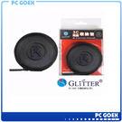 Glitter 3C耳機收納包 黑色