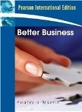 二手書博民逛書店 《Better Business》 R2Y ISBN:0131579363│MaryAnnePoatsy