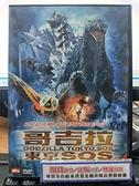 挖寶二手片-P03-106-正版DVD-日片【哥吉拉東京SOS】-虎牙光輝 吉岡美穗(直購價)