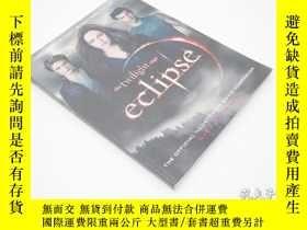 二手書博民逛書店暮光之城傳說日食罕見插圖電影伴侶The Twilight Sag