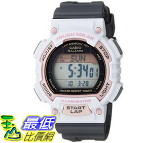 [美國直購] 手錶 Casio Womens STL-S300H-4ACF Solar Runner Sport Watch