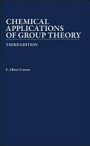 二手書博民逛書店 《Chemical Applications of Group Theory》 R2Y ISBN:0471510947│Wiley-Interscience