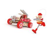 木製玩具  德國 classic world 消防車