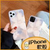 法式水彩花朵iPhone11 Pro max手機殼iPhoneXR iX軟殼 iPhone8 Plus保護套i7 Plus iPhone6s Plus手機套