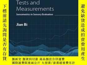 二手書博民逛書店Sensory罕見Discrimination Tests and Measurements: Sensometr