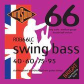 小叮噹的店 英國ROTOSOUND RDB66LC (40-95) 電貝斯弦 旋弦公司貨