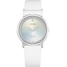 CITIZEN 星辰 L系列 美麗愛琴海光動能錶 EG7070-14A