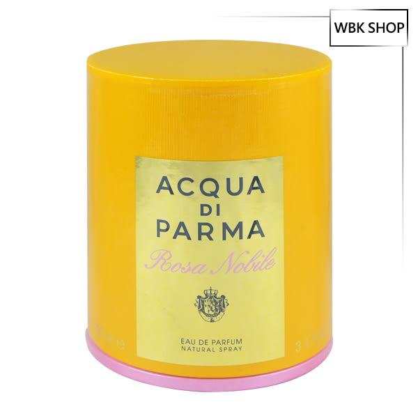 Acqua di Parma 帕爾瑪之水 高貴玫瑰淡香精 100ml Rosa Nobile EDP - WBK SHOP