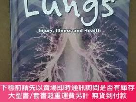 二手書博民逛書店Lungs:罕見Injury, Illness And Health (Body Focus: The Scien