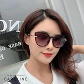 《Caroline》年度最新網紅款潮流行百搭抗UV時尚太陽眼鏡 72789