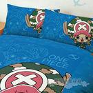 *華閣床墊寢具*《航海王-喬巴GOGOGO》美式薄枕套 一組二入   MIT