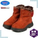 【ESKT 台灣 童 雪鞋《紅》】SN205C/冰爪/保暖雪靴/雪地行走/旅遊/靴子