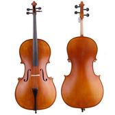 ★集樂城樂器★嚴選JYC JV-201雲衫實木 大提琴~碳纖弓全配套裝組