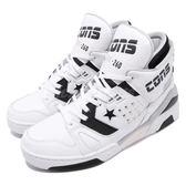 Converse 籃球鞋 ERX 260 白 黑 80年代 復古球鞋 高筒 男鞋 運動鞋【PUMP306】 163799C