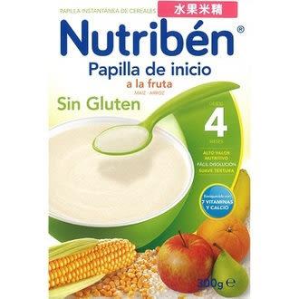 愛瑪星球 Nutriben貝康 水果米精(300g) - 西班牙製