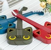 吉他 尤克里里兒童玩具初學者可彈奏仿真樂器琴小提琴吉他男女孩3-12歲