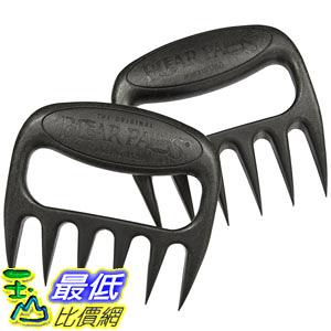 [美國直購] Original Bear Paws 肉類調理 固定撕碎 烤肉火雞 切絲刨絲 Meat Handler Forks