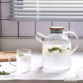 加厚玻璃咖啡杯 創意歐式家用客廳喝水杯子花茶杯耐高溫牛奶杯 mj14332『東京潮流』