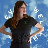 Levis Wellthread環境友善系列 女款 短袖T恤 / 棉麻混紡工法 / 低加工保留布料原始質感