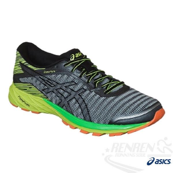 ASICS亞瑟士 男慢跑鞋DynaFlyte (灰) 2016新品 減少腳步負擔