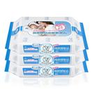 【奇買親子購物網】貝恩Baan NEW嬰兒保養柔濕巾20抽3入