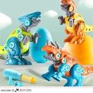 兒童迷你DIY拼裝恐龍玩具 收納恐龍蛋