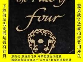 二手書博民逛書店英文原版罕見The Rule of Four by Ian Ca