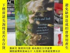 二手書博民逛書店2012年,英文原版,精裝插圖,hide罕見and seekY1