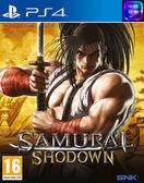 PS4-侍魂:曉SAMURAI SHODOWN 中文版 含實體初回特典 PLAY-小無電玩
