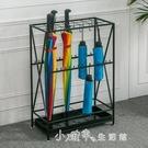 雨傘架辦公雨傘架公司收納架簡約折疊放傘架子落地式酒店大堂框架雨傘桶【全館免運】