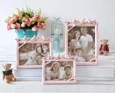 個性創意歐美式樹脂白色5寸6寸7寸8寸婚紗照相框擺臺洗照片加相框