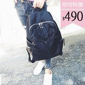 後背包-大容量功能性防潑水後背包(大款)-6110- J II