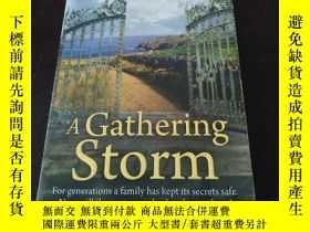 二手書博民逛書店A罕見Gathering Storm(英文原版)Y271942